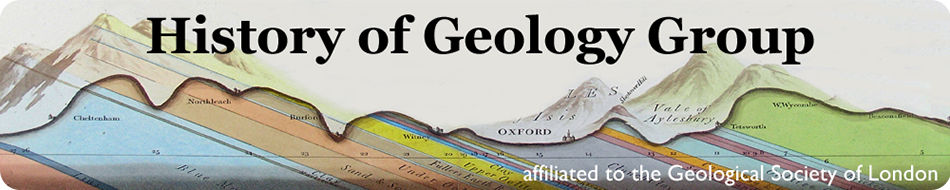 History Of Geology Group