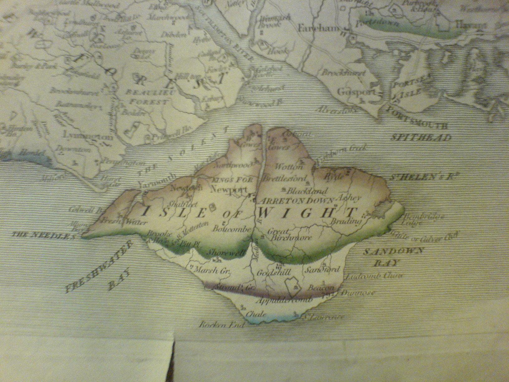 Lost Smith maprediscovered