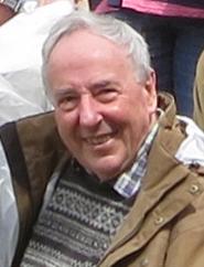 David Oldroyd (20 January 1936 – 7 November2014)