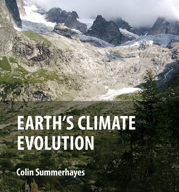 Earth's Climate Evolution by ColinSummerhayes