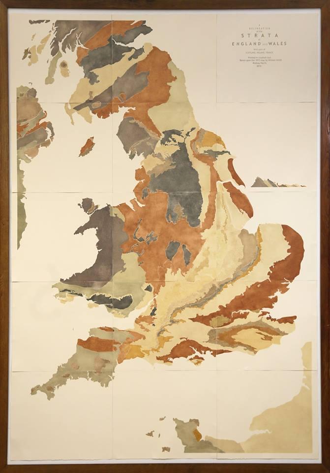 A contemporary William Smithmap
